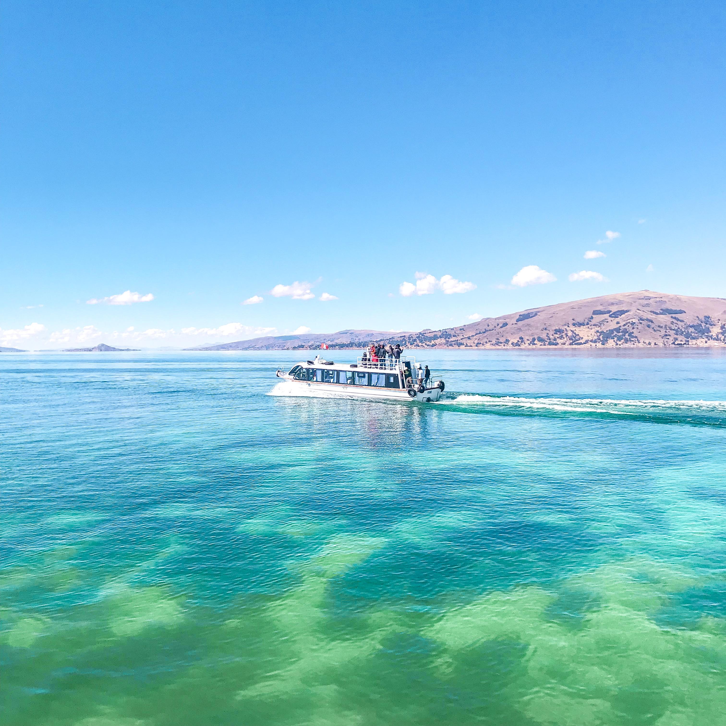 Lake Titicaca tours from Puno, Peru.